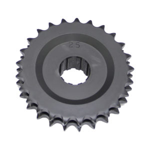 25 Tooth Solid Motor Sprocket Compensator Eliminator