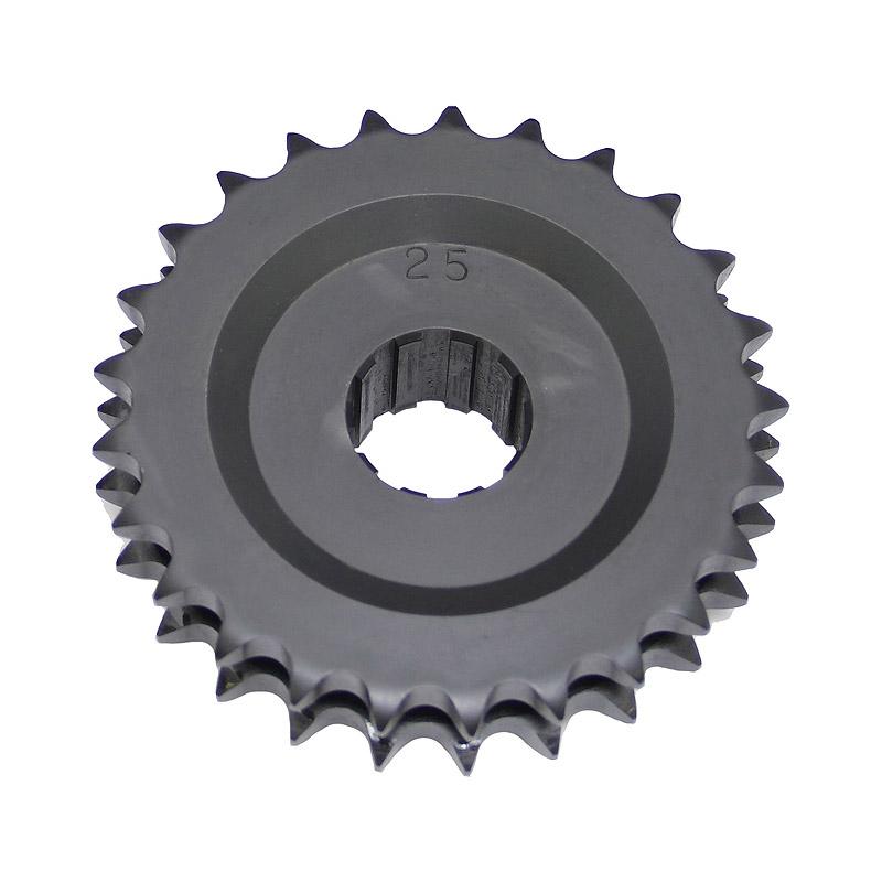 25 Tooth Solid Motor Sprocket Compensator Eliminator
