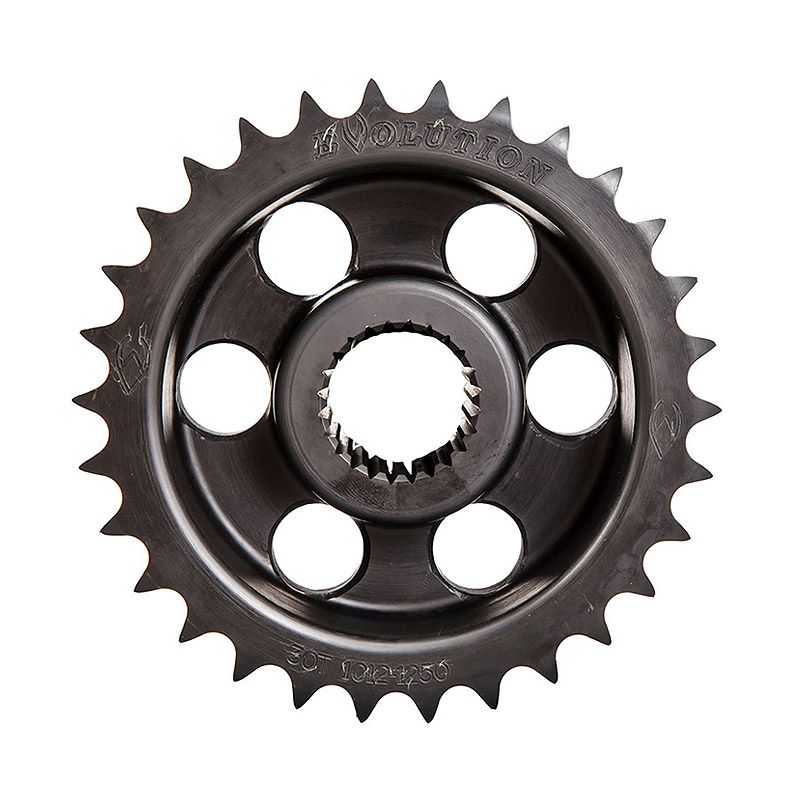 30 Tooth Solid Motor Sprocket Compensator Eliminator