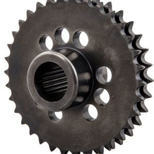 34 Tooth Solid Motor Sprocket Compensator Eliminator
