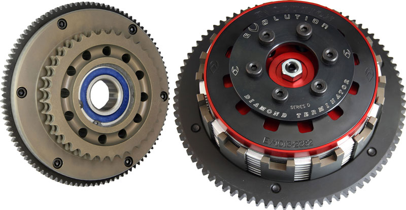 Complete Diaphragm Clutch Assembly '98 to '06