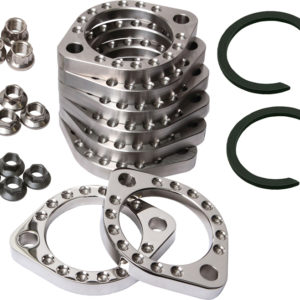 Stainless Steel Exhaust Manifold Clamps